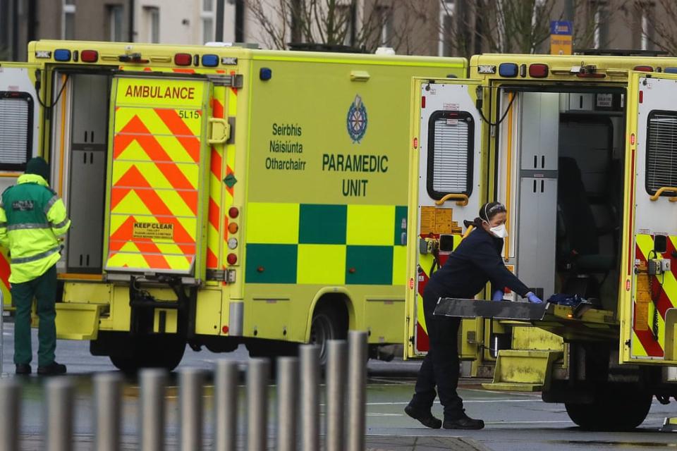 Serviço de Saúde da Irlanda sofre ataque de ransomware