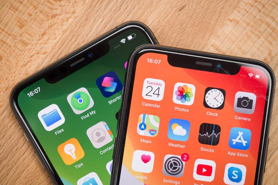 iPhone 13: Face ID menor ocupará menos espaço da tela, diz rumor