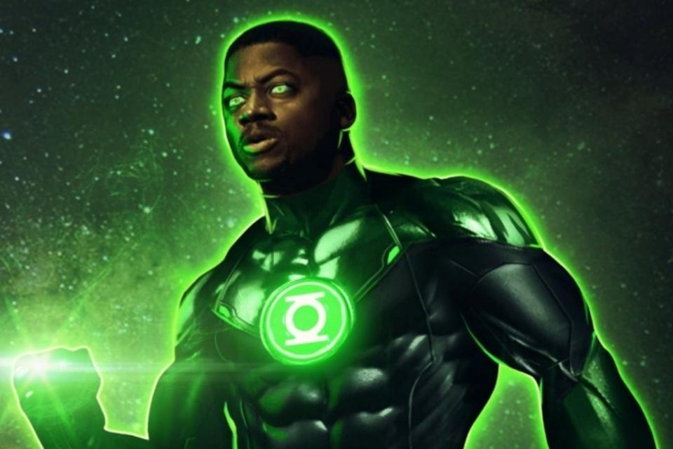 Liga da Justiça: Zack Snyder revela como seria o Lanterna Verde
