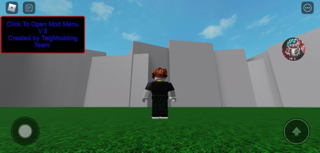 personagem do jogo roblox apk mod