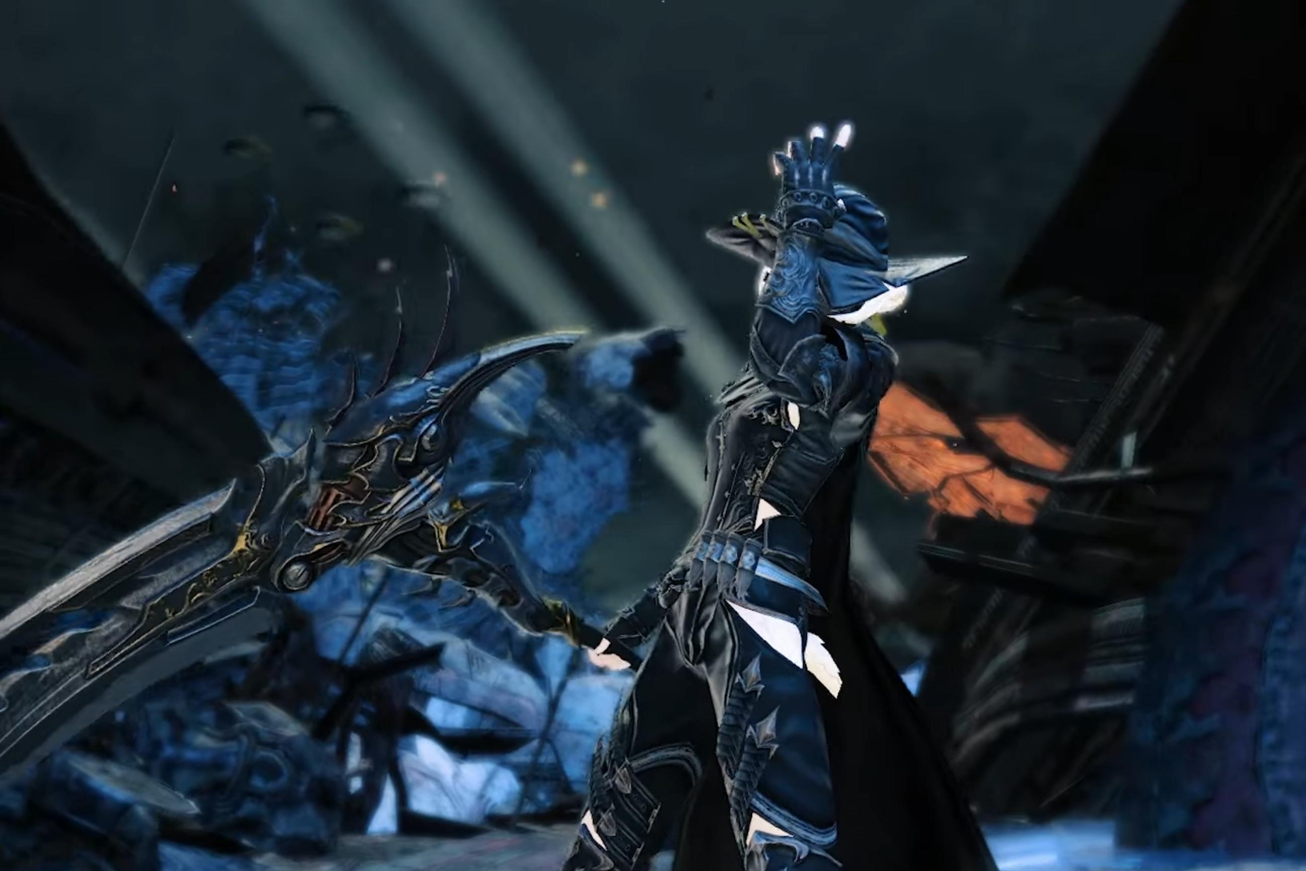 Final Fantasy XIV: Reaper é a nova classe DPS da expansão Endwalker