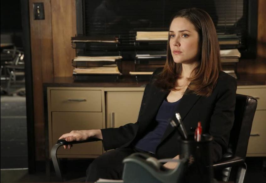 Megan Booner in The Blacklist (2013)