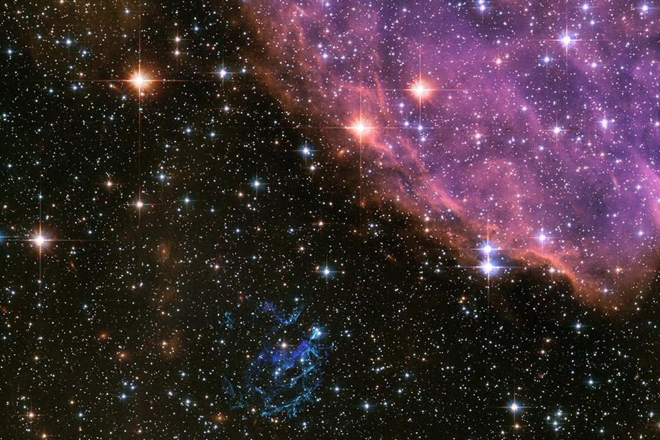 Padrões moleculares podem ajudar a identificar vida alienígena