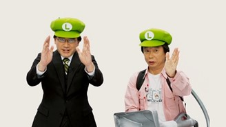 Iwata and Miyamoto were more than co-workers; were true friends