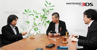 Iwata took advantage of his passion for getting to know people better to create the Iwata Asks interview site