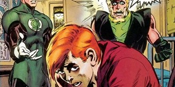 (DC Comics / Reproduction)