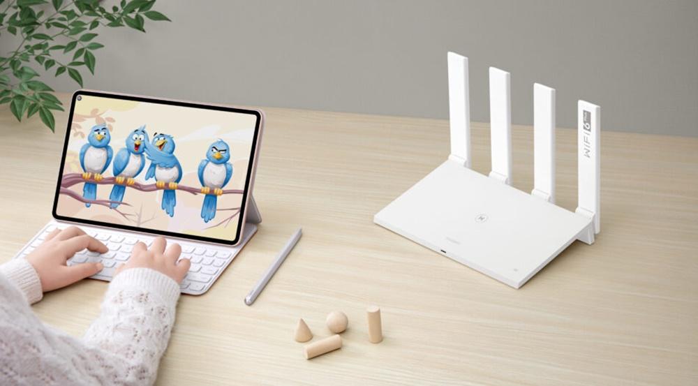 Cada vez mais aparelhos estão conectados ao roteador.