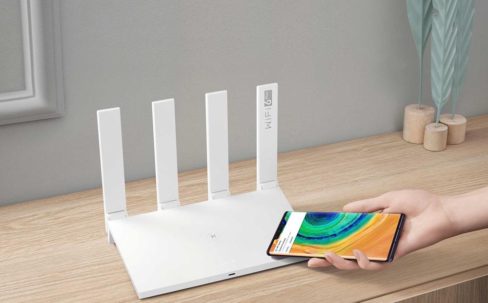 Huawei WiFi AX3 tem várias tecnologias que o tornam desejável.