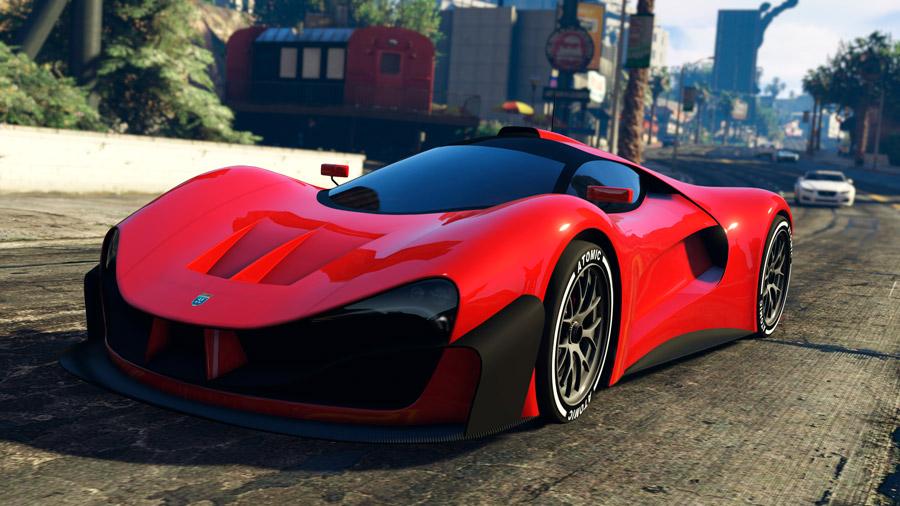 A versão de PC de GTA V suporta gameplay em 4K e acima dos 60 quadros por segundo.