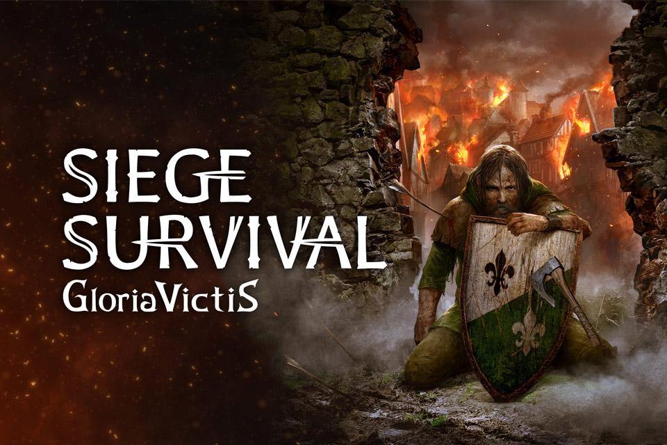 Siege Survival Gloria Victis mostra inovação no mundo dos games
