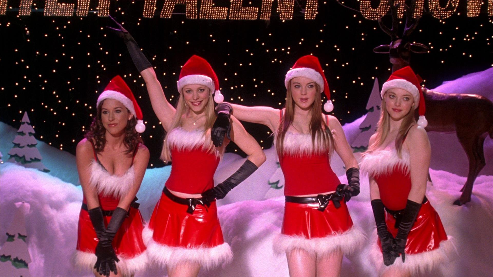 Mean Girls (2004).