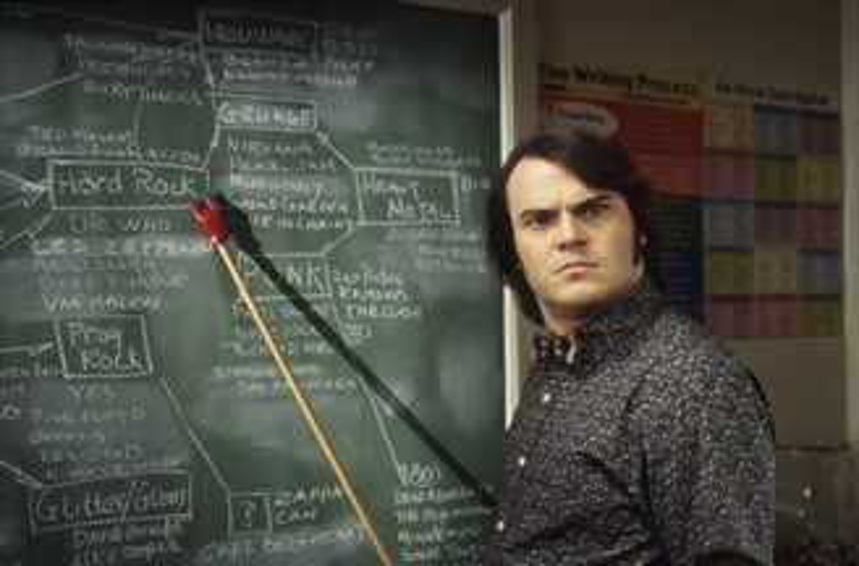 Rock School (2003).