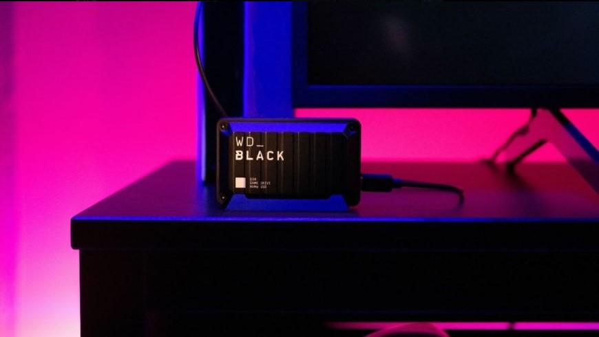 WD_BLACK D30 Game Drive para PS5