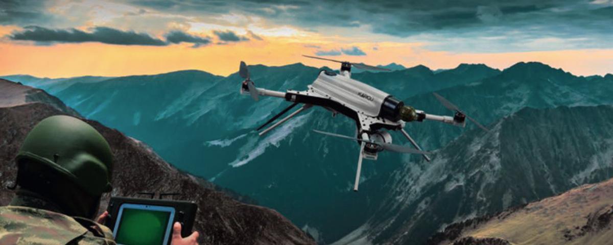 Imagem de: Drone pode ter atacado humanos sem ordem prévia, diz especialista