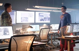 Next episode of Superman & Lois will focus on decisions to be made by Jonathan Kent and Lois Lane. (The CW/Reproduction)