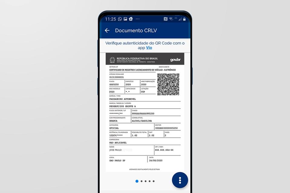 CRV Digital: como cadastrar e baixar o Registro de Veículo