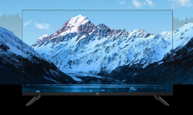 O design sem moldura é um dos destaques da nova Mi TV.