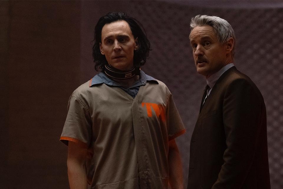 Loki: Tom Hiddleston e Owen Wilson mostram os bastidores da série