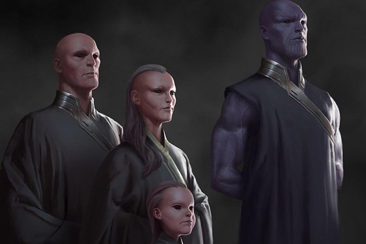 Thanos nos Eternos? Entenda a teoria que viralizou na internet