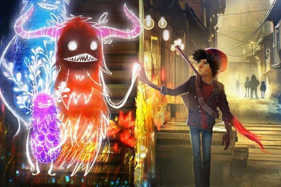Desenvolvedora de Concrete Genie trabalha em novo jogo para PS5