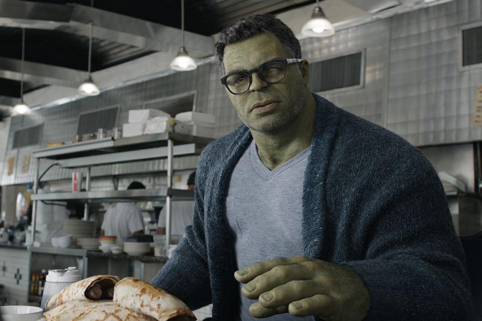 She-Hulk: Bruce Banner está de volta em foto do set da série