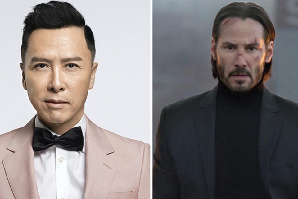 John Wick 4: Donnie Yen será aliado de Keanu Reeves no filme