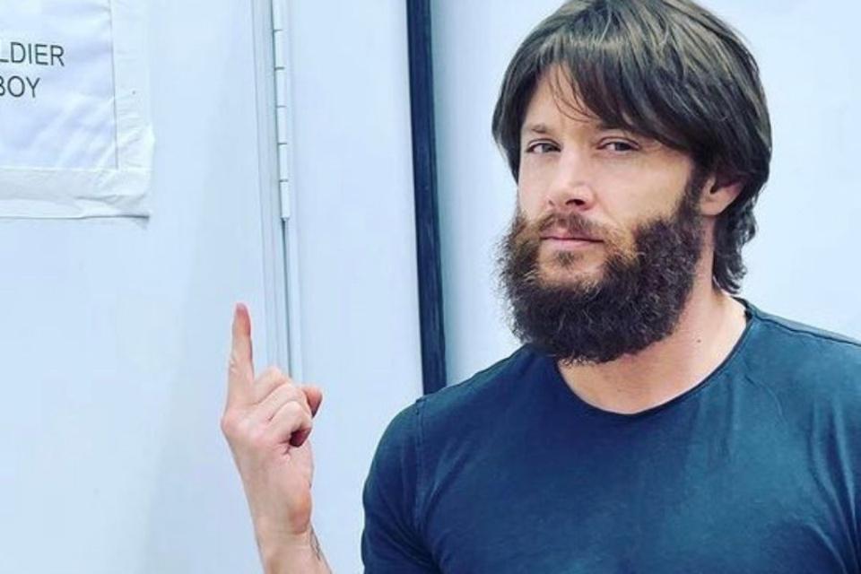 The Boys: Jensen Ackles publica vídeo de treino nas redes sociais