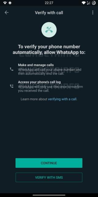 O novo recurso do WhatsApp deverá ser exclusivo para o Android.