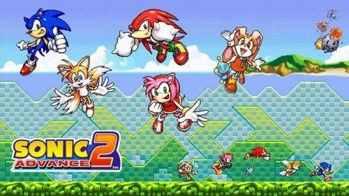 Imagem de 4 jogos online com as aventuras do ouriço Sonic