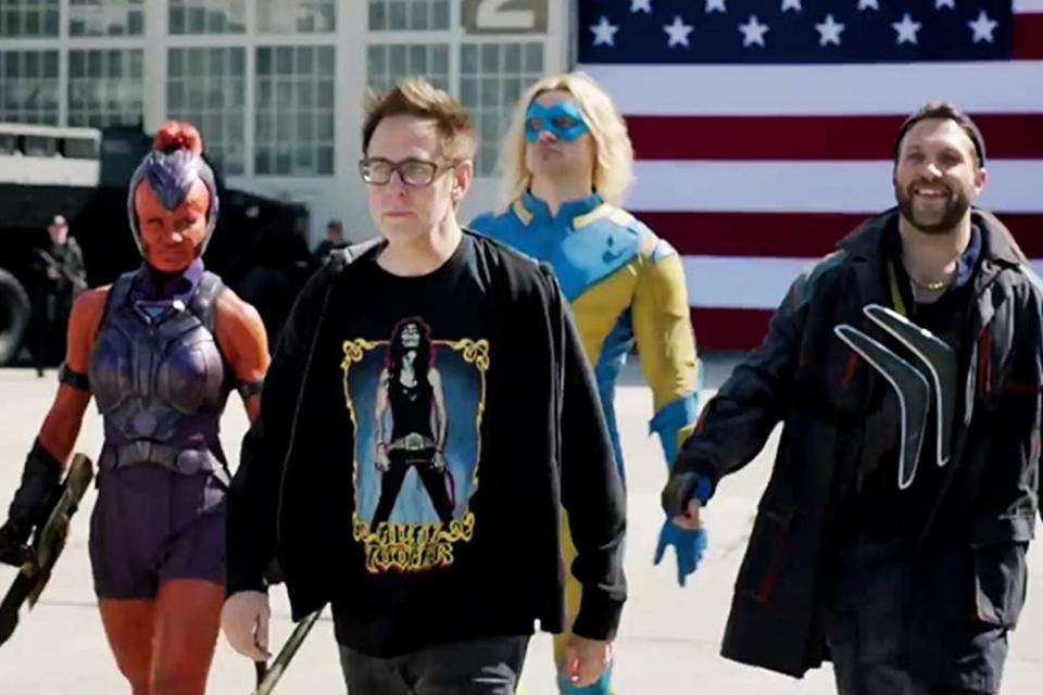 Esquadrão Suicida 2: filme é o melhor de James Gunn, diz Joel Kinnaman