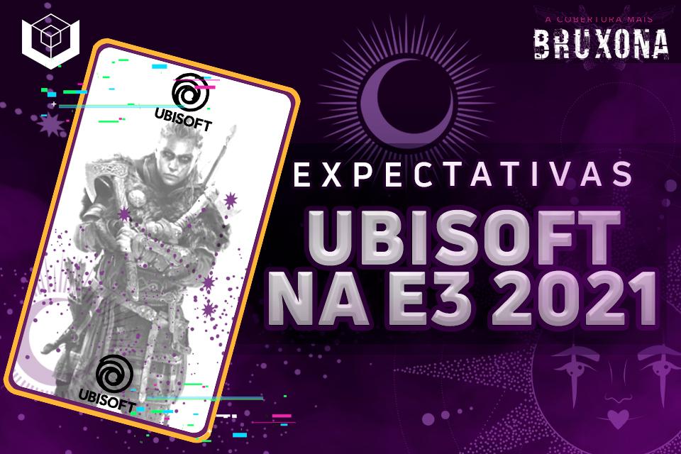 O que esperar da Ubisoft na E3 2021?