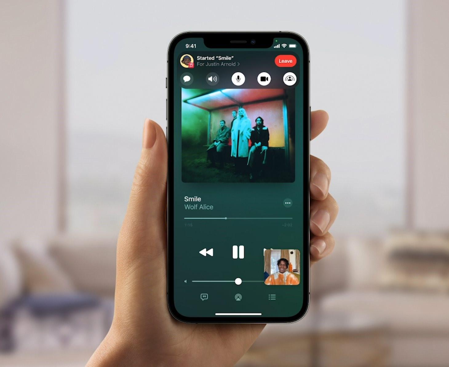 SharePlay da Apple