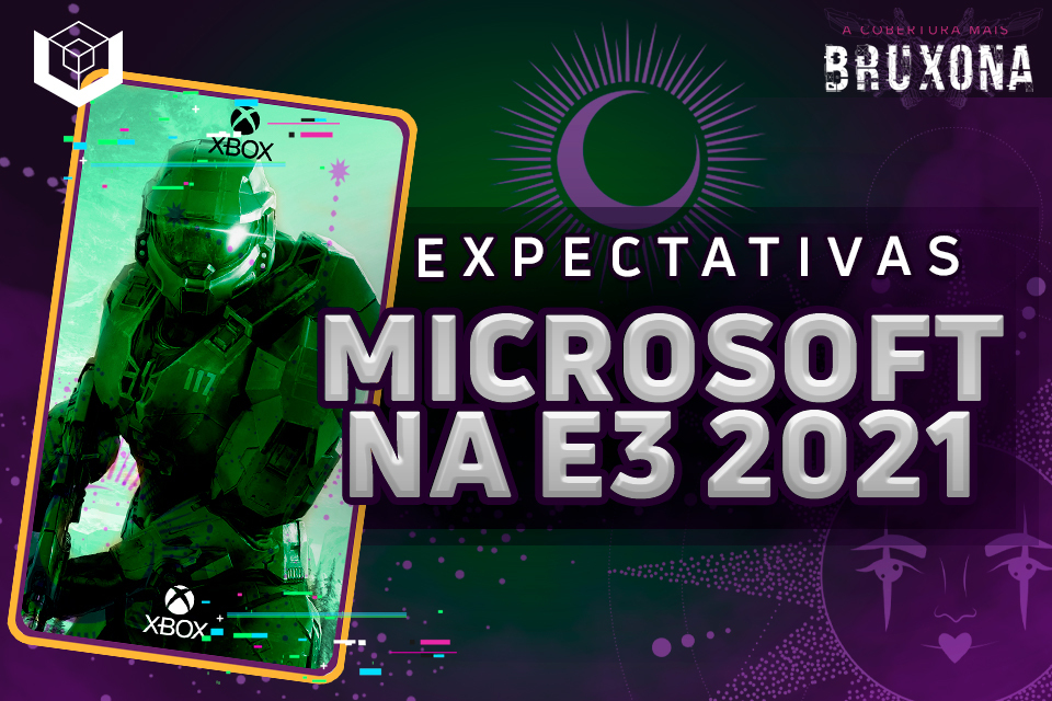 Xbox: expectativas para a conferência da Microsoft na E3 2021