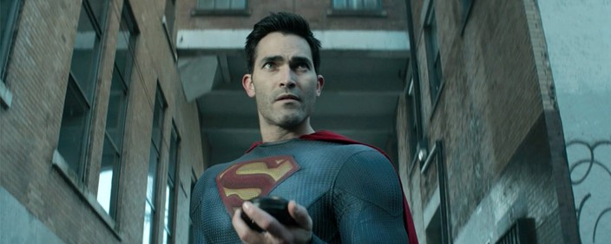 Superman & Lois; Lois Lane; Arrowveso