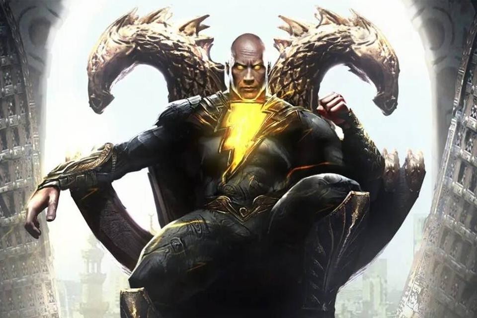 Adão Negro: conheça o elenco do filme da DC