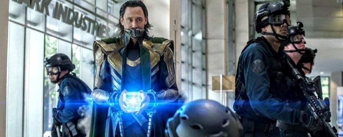 Imagem de: Loki: série da Marvel enfatiza importância do roubo do Tesseract