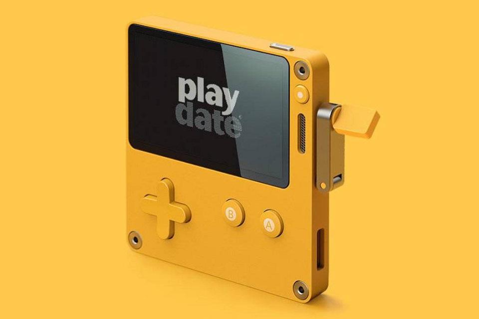 Playdate: console portátil da Panic será lançado em julho