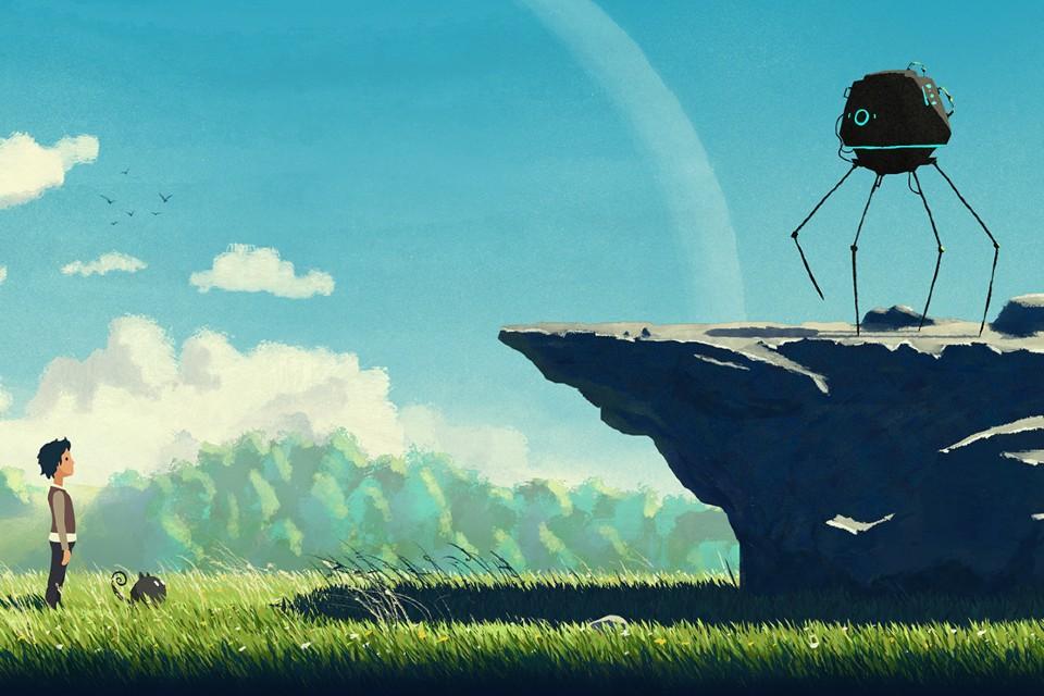 Planet of Lana é um lindo indie anunciado na Summer Game Fest