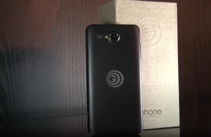 O Iphone da Gradiente, lançado em 2013.