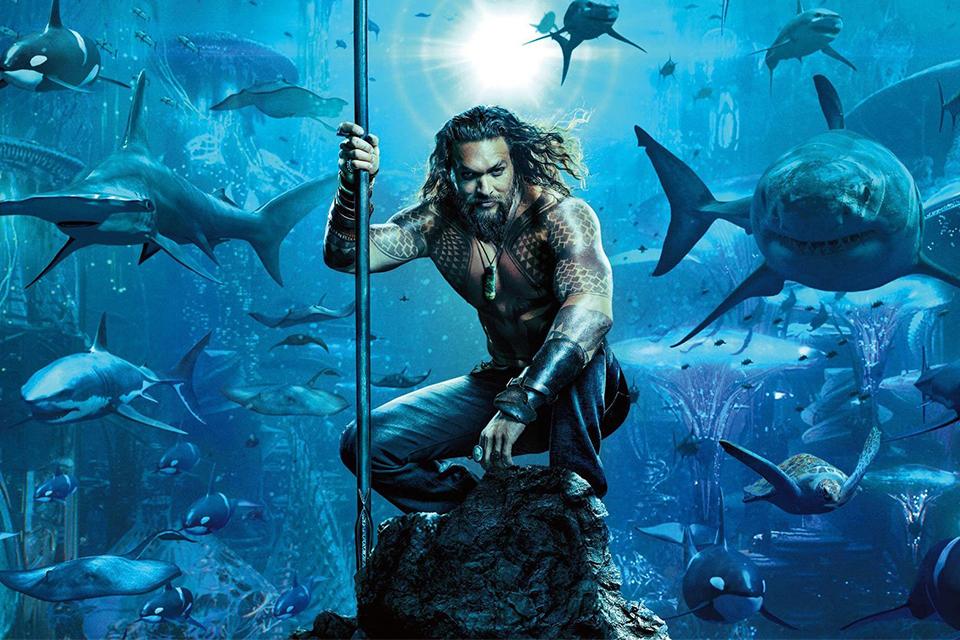 Aquaman 2: diretor James Wan revela o título oficial da sequência