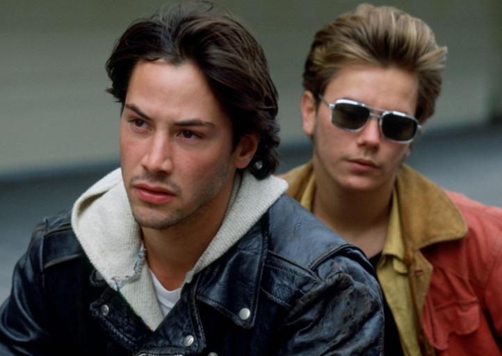Reeves e Phoenix.