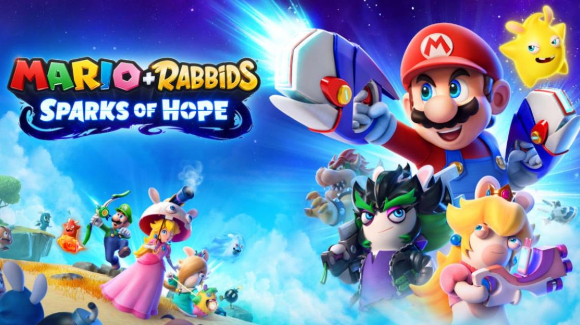 Mario + Rabbids: Sparks of Hope é anunciado para Switch na E3 2021