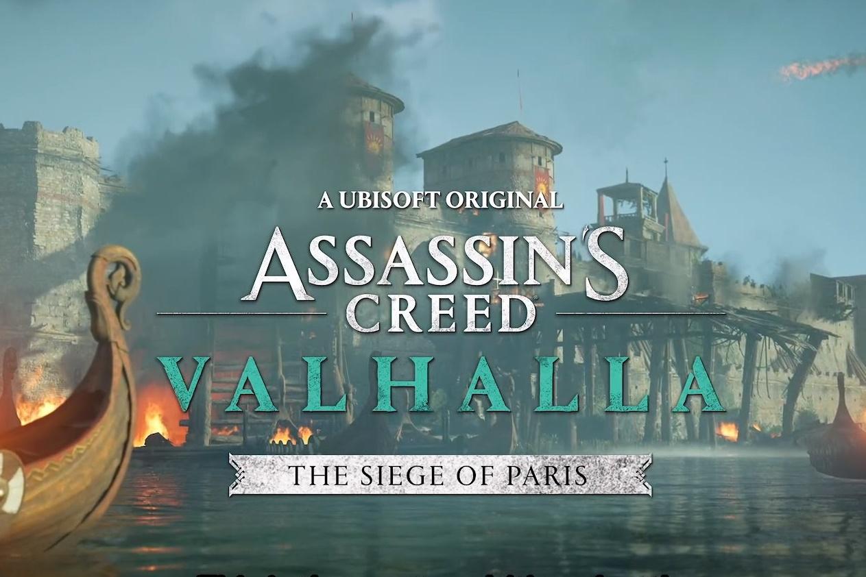 Assassin's Creed Valhalla receberá DLC Siege of Paris e Discovery Tour