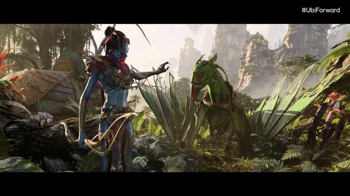 Avatar: Frontiers of Pandora é anunciado para 2022
