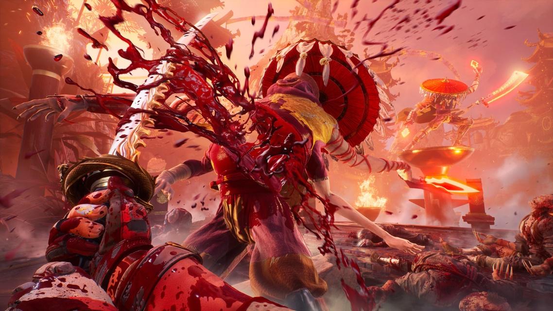 Shadow Warrior 3 recebe novo gameplay em 4K