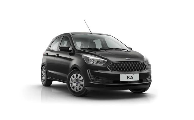 Ford Ka SE 1.0.