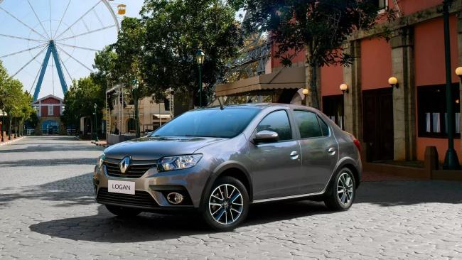 Renault Logan Zen 1.6.
