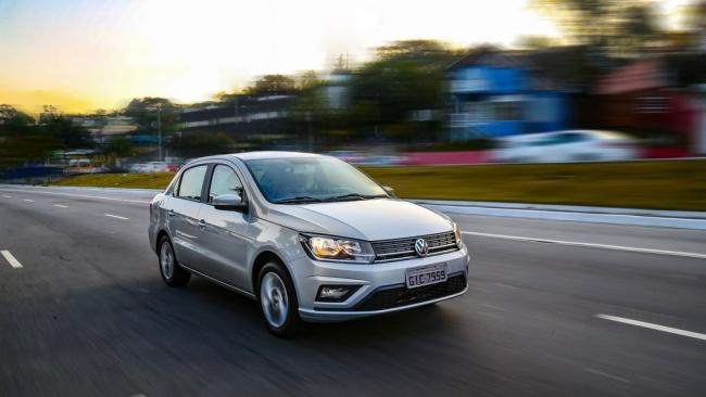 Volkswagen Voyage 1.6.