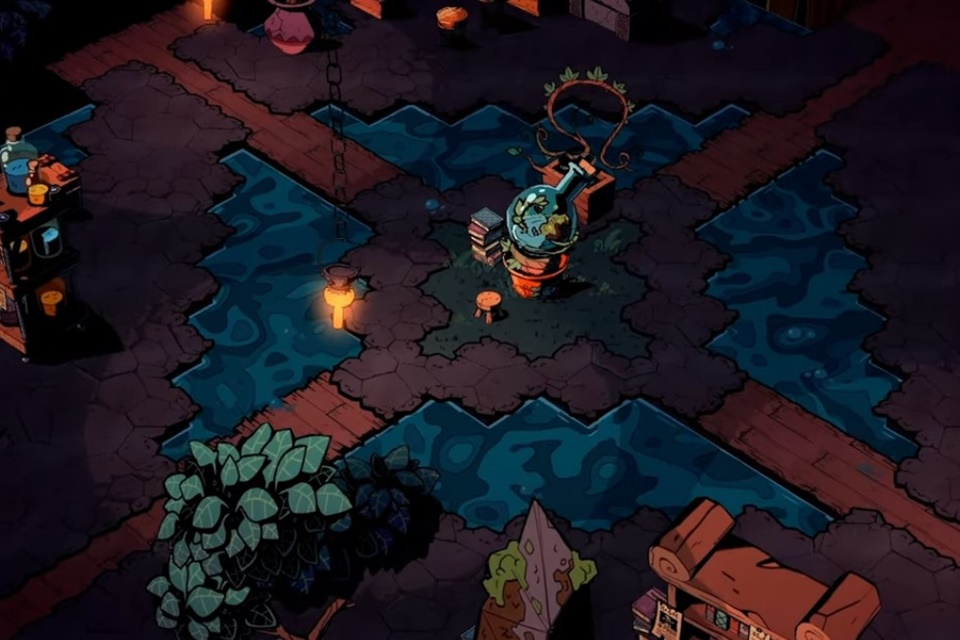 Wizard with a Gun é jogo de sobrevivência cooperativo da Devolver