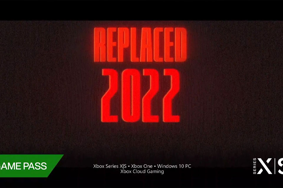 Replaced: indie cyberpunk será lançado em 2022